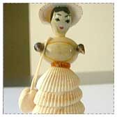 Shell Figurine Craft