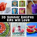 Easy Summer Recipes Kids Will Love