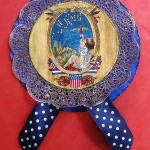 Vintage Paper Crafts: 4th of July Rosettes