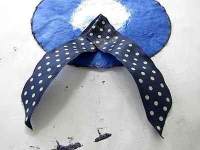Rosette Ribbon Attachment