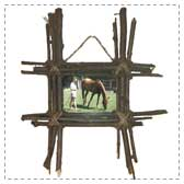 Tree Branch Picture Frames