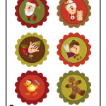 Printable Christmas Decorations