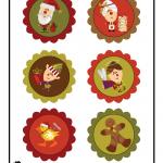 Printable Christmas Decorations