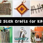 Stick Crafts for Kids