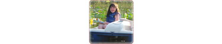 Paddle Boating Activity