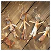 Stick Dolls Craft