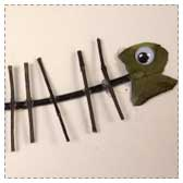 Stick Fish Craft