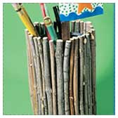 Stick Pencil Holder