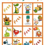 Printable Birthday Bingo Cards