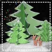 Cricut Paper Christmas Scene
