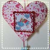 Cricut Valentine Cards