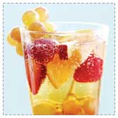 Virgin Fruit Sparkler Drink Recipe