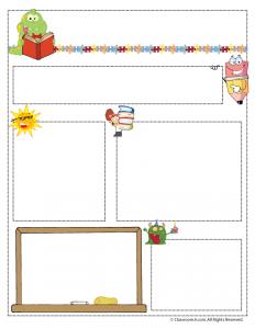 Teacher Newsletter Templates