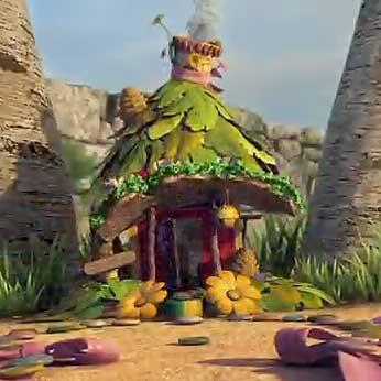 Disney's Tinker Bell Fairy House