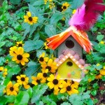 Making Fairy Houses With Kids