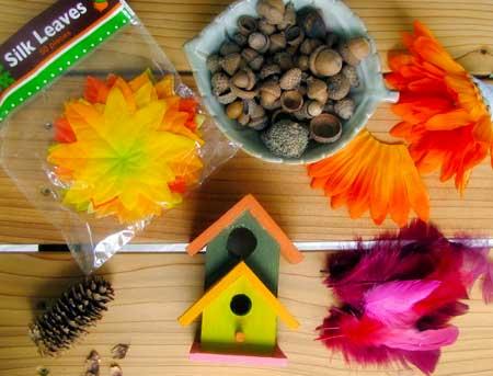 Fairy House Supplies