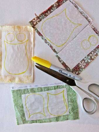 Using Fusible Web Interfacing for Applique