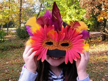 Make Masquerade Masks