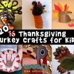28 Turkey Crafts for Kids
