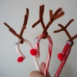 Rudolph the Red-Nosed Candy Cane