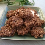 No Bake Cookies to Make with Kids