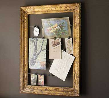 Original Pottery Barn Photo Frame