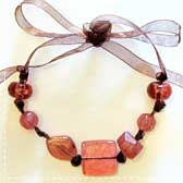 Beaded Necklace Craft