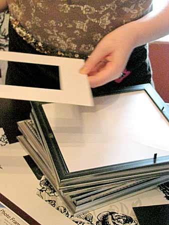 Measuring the Art for the Frame