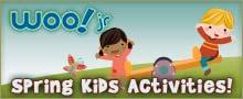 Spring Kids Activities