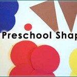 Easy Preschool Shapes & Colors Game