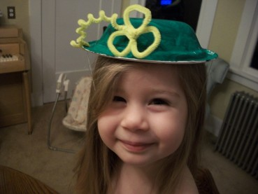 St. Patrick's Day Craft: Leprechaun Hats