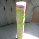 Celebrate April Showers with a Rain Stick Craft