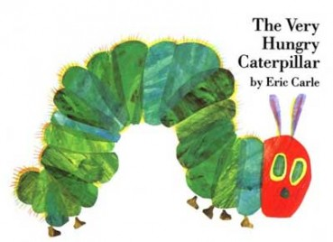 The Very Hungry Caterpillar Activities and Lesson Plan