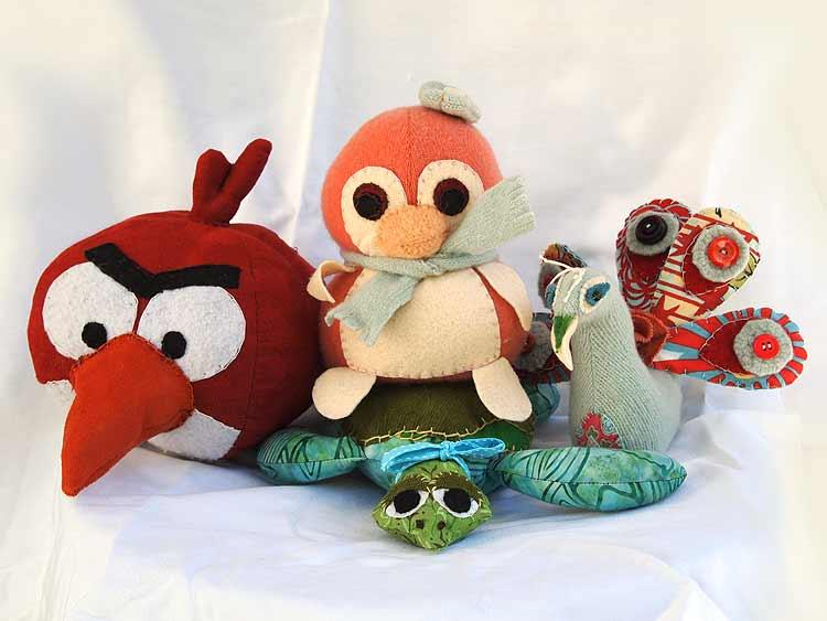 Making Stuffed Animals