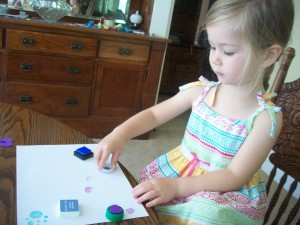 Have fun!  We used ours to decorate some blank greeting cards, too.