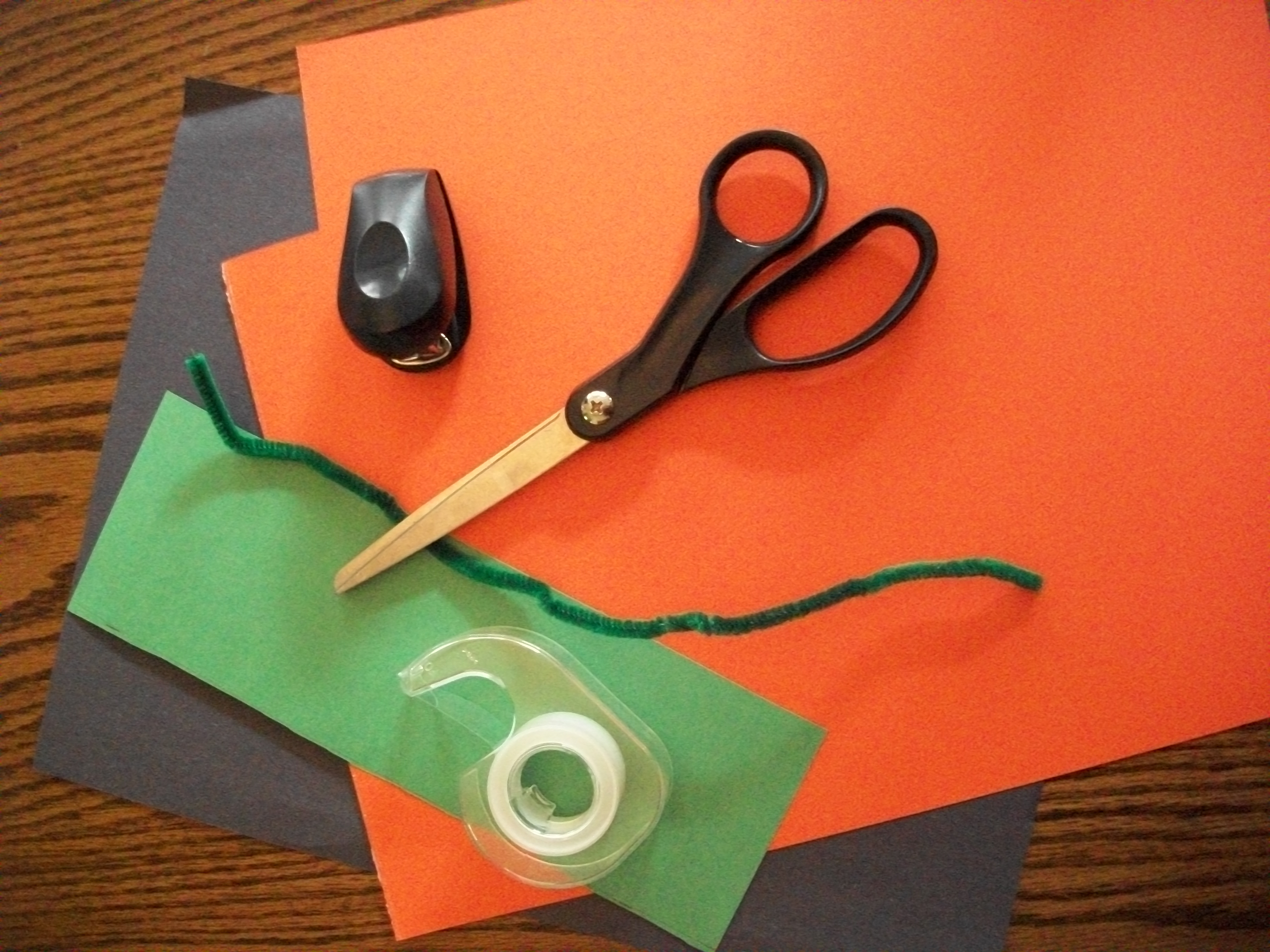 Most of these craft supplies are right on hand woo jr for Easy paper crafts for teens