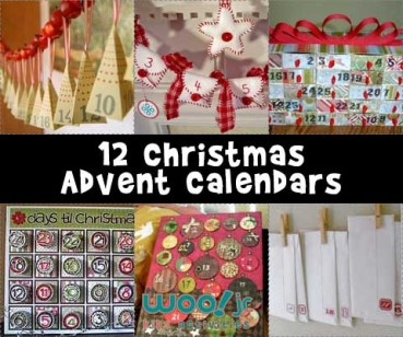 Make Advent Calendars