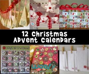 Make Advent Calendars