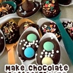 Chocolate Spoon Craft – Makes a Great Teacher's Gift!
