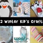 Kids Winter Crafts