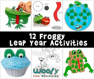 Leap Year Activities and Party Ideas