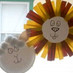 Spring In Like a Lion & Out Like a Lamb Craft Project for Kids