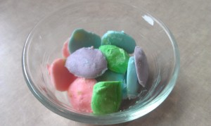Easy, healthy, and fun snack that kids can help make.