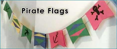 Homemade Pirate Decorations La Woo Jr Kids Activities