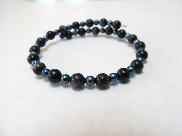 Make An Easy Beaded Bracelet