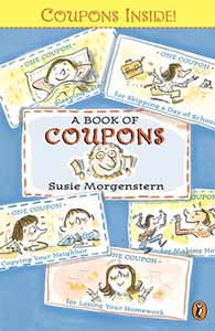 A Book of Coupons by Susie Morgenstern & Gill Rosner