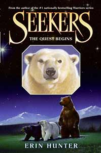 The Quest Begins: Seekers (Book 1) by Erin Hunter