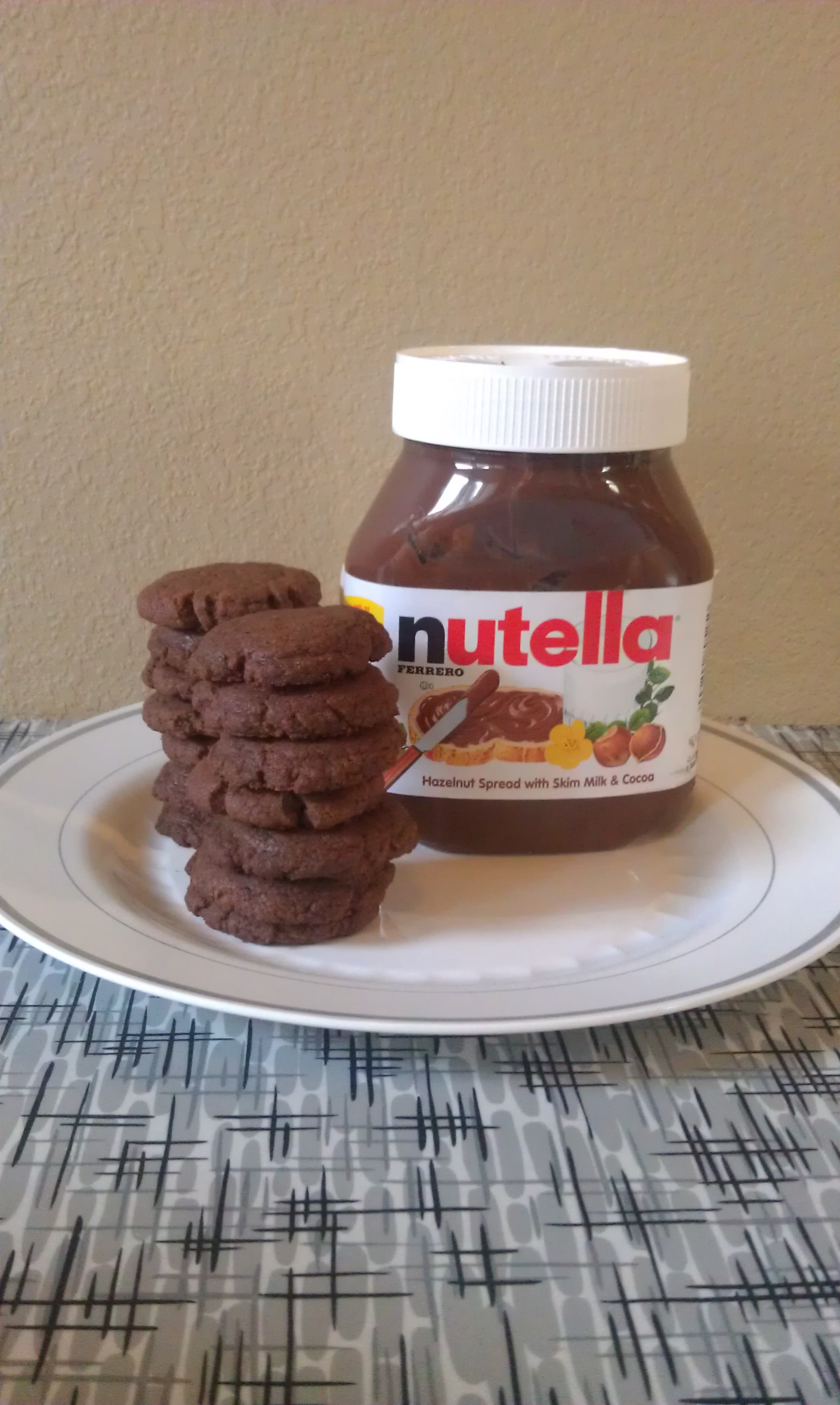 Nutella Cookie Recipe to Make with Kids Woo Jr Kids