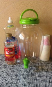 Bubble Recipe Craft Supplies