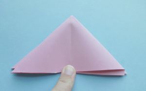 Origami Butterfly - Step 4c